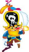 Piraat — Stockfoto