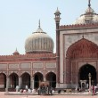 Jama Masjid Mosque, Delhi, India — Stock Photo