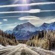 ColumbiIcefields Parkway, Canada — Stock Photo #6881800
