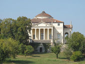 Villa La Rotonda, Vicenza Italy — Stock Photo
