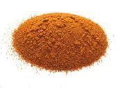 Red hot chili powder — Stock Photo