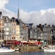 Honfleur, Normandy France — Stock Photo #7728899