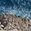 Wild sea and rocks — Stock Photo