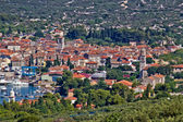 Mediterannean town of Cres, Croatia — Stock Photo