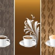 Royalty-Free Stock Vector Image: Coffee cups.
