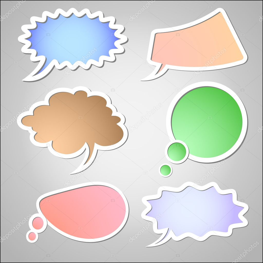 how to put speech bubbles on photos