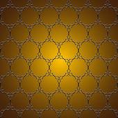 Elegant golden pattern — Stock Vector