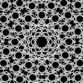 Arabic geometric pattern — Stock Vector