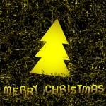 Original christmas background — Stock Vector