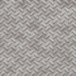 Metallic hand textured seamless tile — Stock Photo #7877138
