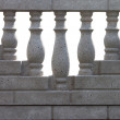 The balustrade — Stock Photo
