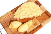 Patates yönetim kurulu — Stok fotoğraf
