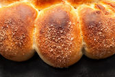 The homemade buns — Stock Photo