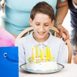 Tenth Birthday Celebration — Stock Photo #6778233