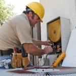 Air Conditioning Repairman 3 — Stock Photo