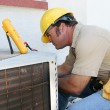 Stock Photo: Air Conditioning Repairm4