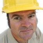 Friendly Hard Hat Worker — Stock Photo #6779004
