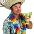 Margarita man - cheers — Stockfoto #6779034