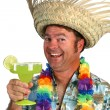 Margarita Man - Happy — Stock Photo