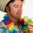 Margarita Man - Thirsty — Stock Photo