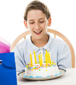 Birthday Boy — Stock Photo