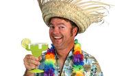 Margarita Man - Happy — Stock Photo