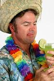 Margarita Man - Thirsty — Stock Photo