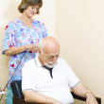 Neck Therapy - Ultrasound — Stock Photo #6801525