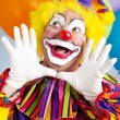 Clown - Jazz Hands — Foto de stock #6802292