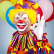 Royalty-Free Stock Photo: Happy Clown - AOkay
