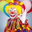 Happy Clown - AOkay — Stockfoto