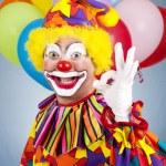 Happy Clown - AOkay — Stock Photo