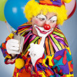Tipsy the Clown - Shhhhh — Stock Photo