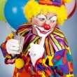 Tipsy the Clown - Shhhhh - Stock Photo