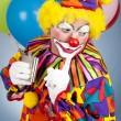 Tipsy the Clown - Shhhhh — Stock Photo