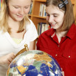 High School Geography — Stock Photo