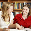 Study Partners - Stock Photo