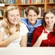 Thumbs Up for Education — Stock Photo #6803180