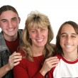 Single Mom & Sons — Stock Photo #6803635