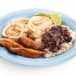 Cuban Food — Stock Photo #6804157
