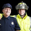 Happy Heroes — Stock Photo #6804651