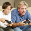 Video Gamers — Stock Photo #6804816