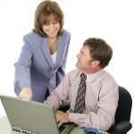 obchodní tým spolupracovat — Stock fotografie
