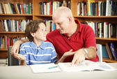 Learning Difficulties — Stock Photo