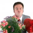 Valentine Guy - Kiss Me — Stock Photo #6813813