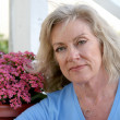 Mature Beauty - Concerned — Stock Photo #6813964