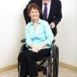 Business Partners - Disability — Stock Photo #6815487