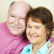 Happy Mature Couple — Stock Photo