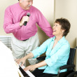 Happy Mature Musicians — Stock Photo #6815575