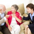 Couples Counseling - Argument - Stock Photo